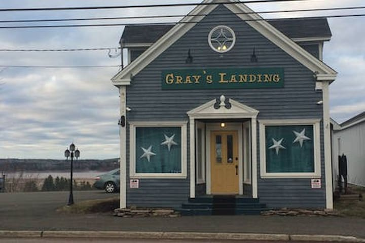 Gray's Landing - (6 persons) - Entire House