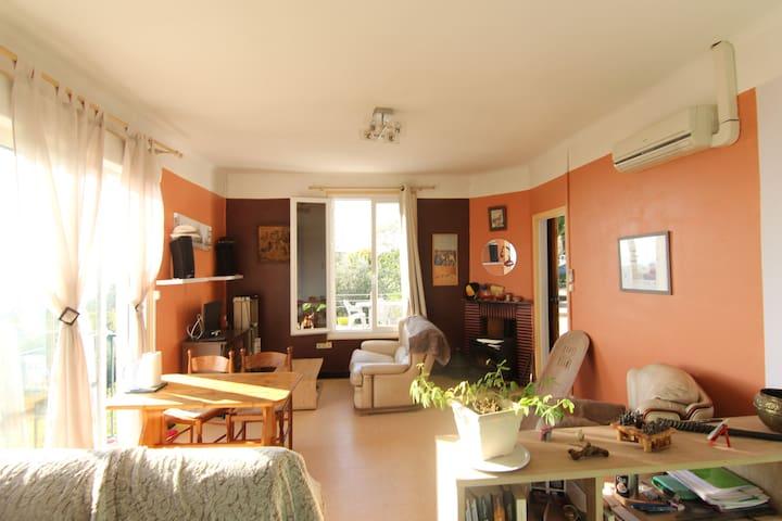 Petite maison avec vue d'Aubenas - Aubenas - House