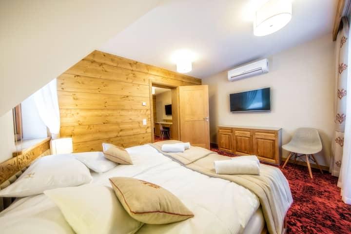 Gold Hotel **** SPA&WELLNESS Apartament 2 - 4 os