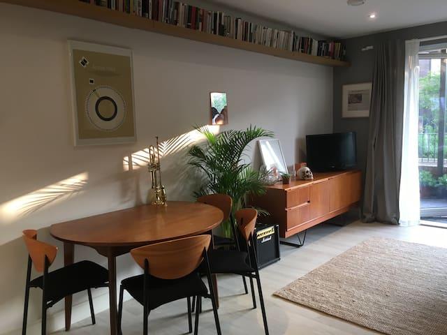 Contemporary flat right by tube - Walthamstow - Huoneisto