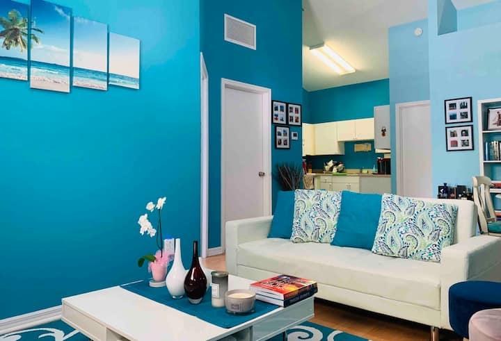 Paradise Escape - Private Room & Bathroom