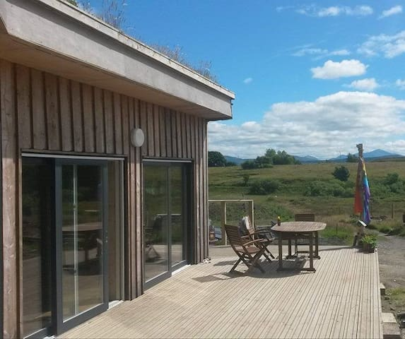 Lismore Bunkhouse & Campsite  at Baleveolan Croft - Argyll and Bute - Guesthouse
