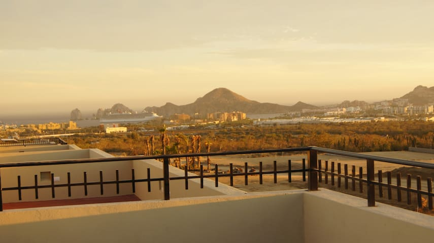 House with Astonishing Views in Premier Community - Cabo San Lucas - House