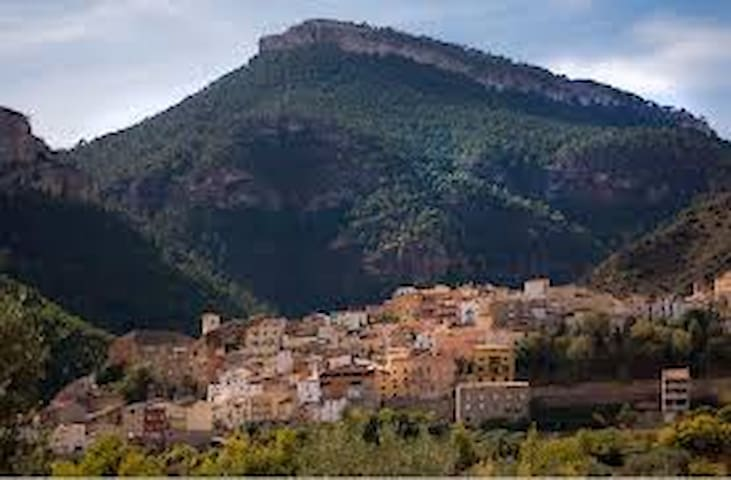 CASA-PIEDRA - Bogarra - House