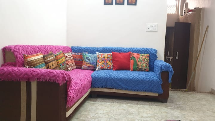 2 BHK for Family