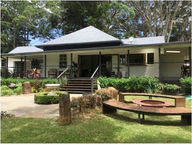 Stylish Cottage on Alstonville Farm - Lynwood - บ้าน
