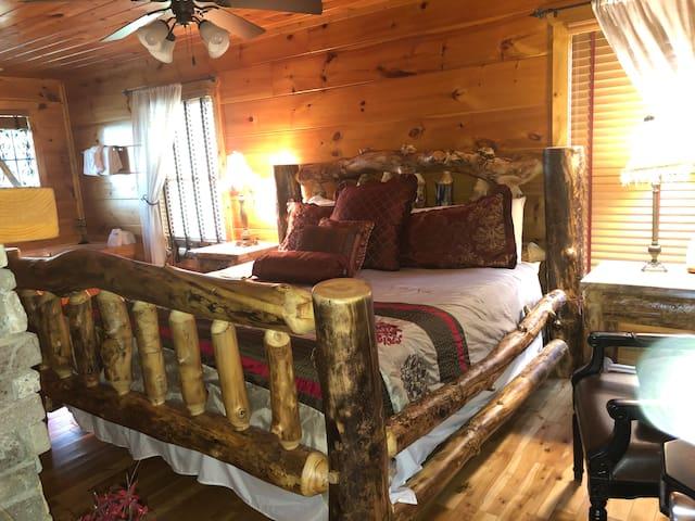 New Log Bedroom Furniture - April 2020