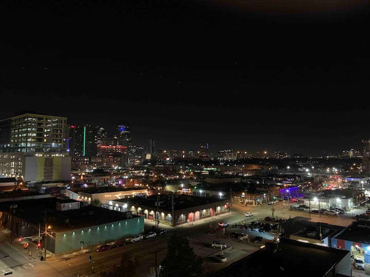 Rooftop Downtown Dallas