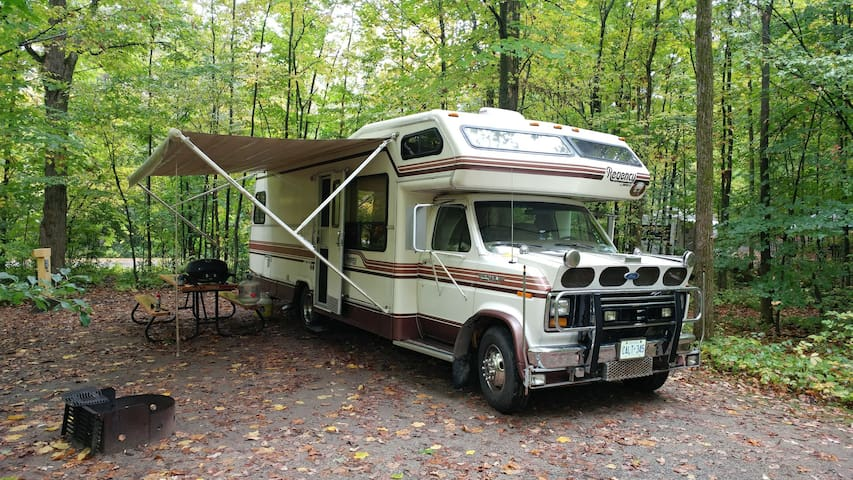 Camping with hotel comfort!