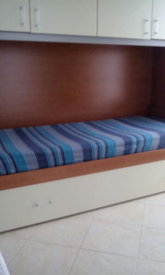Flat for couple or 3 member family