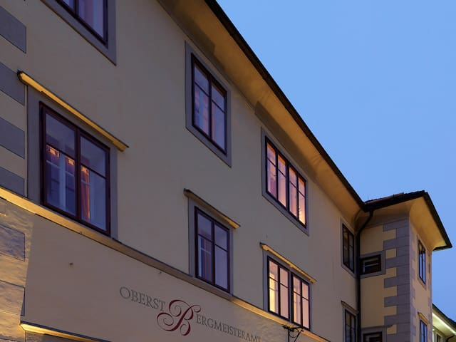 3-room apartment 70 m² Oberstbergmeisteramt - Obervellach - Apartment