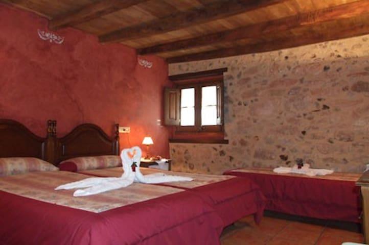 Habitación Mosso Felitu (2-3 personas) - Santa Pau - Muu