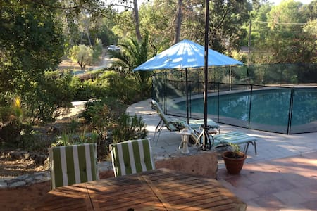 Villa with pool in Provence - Mouans-Sartoux - Huis