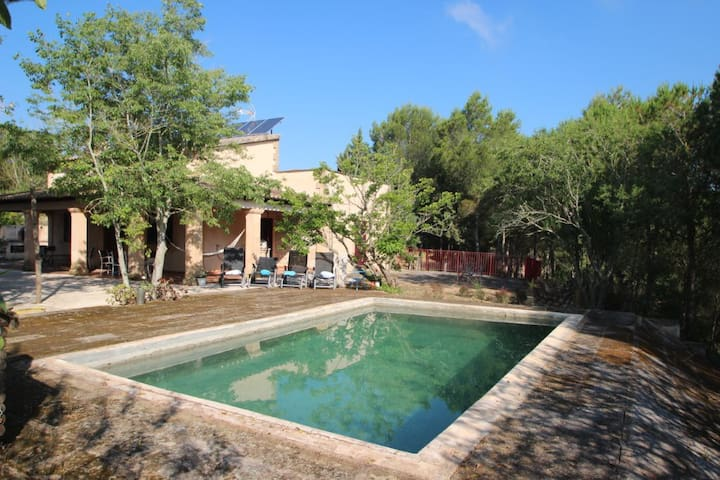 Casa rural en Petra