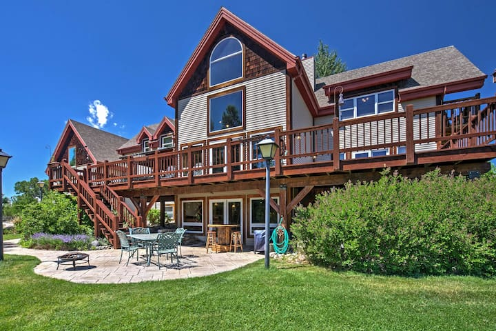 Stunning Silesia Home Just 35 Mi. to Red Lodge Mtn