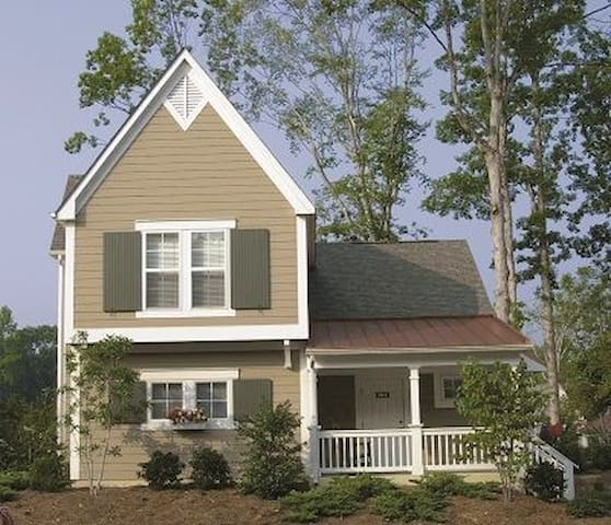 Accessible Fun-Filled Cottage- Williamsburg, VA