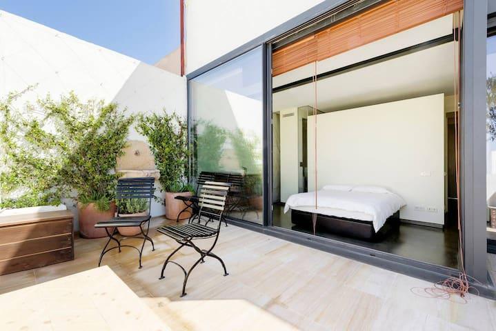 Luxury Penthouse Madrid Center