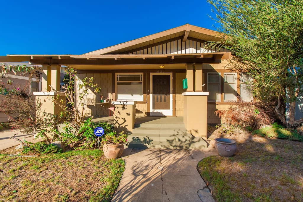 Completely Remodeled Mid Century Modern Craftsman Home