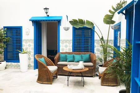 Maison traditionnelle Sidi Bou Said