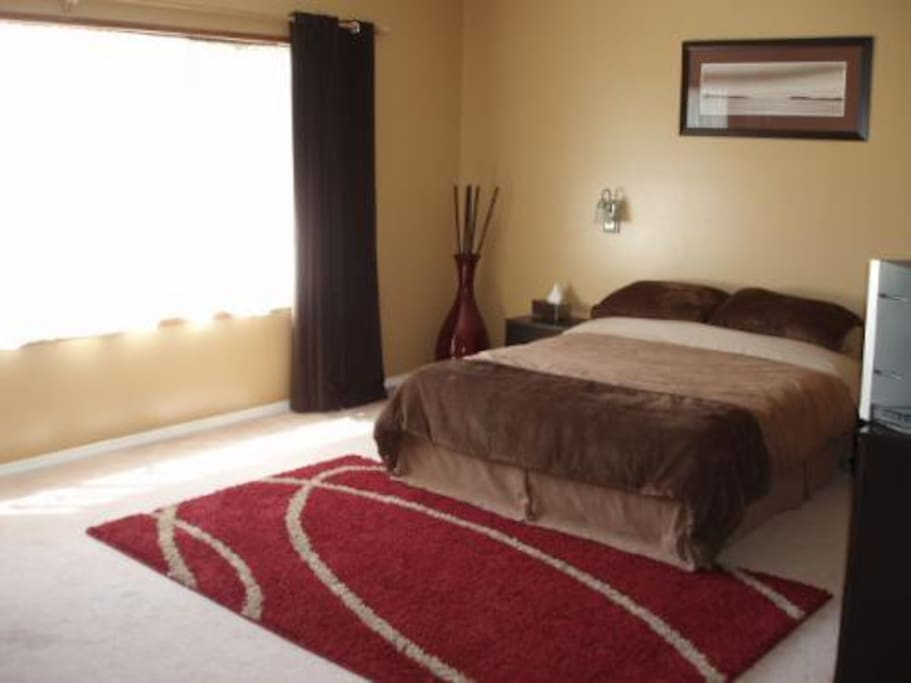 This is the separate suite at an additional cost. Luxury Suite sleeps 2
