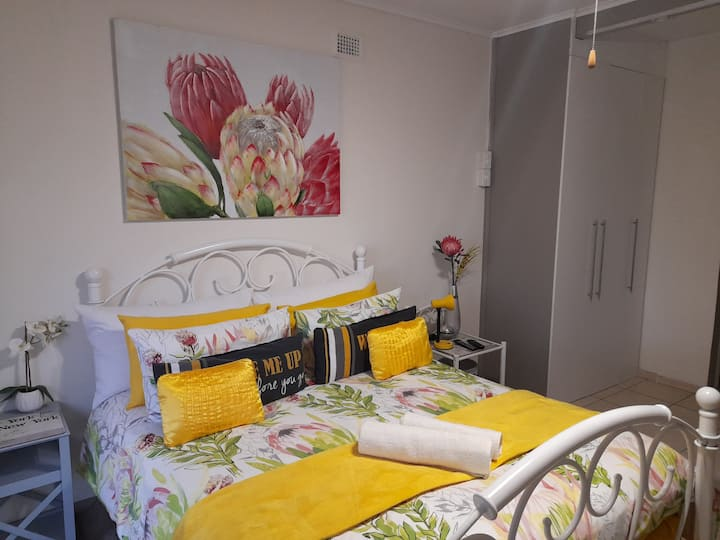 The Haven:  Make our Home your Home. Yellow  Unit
