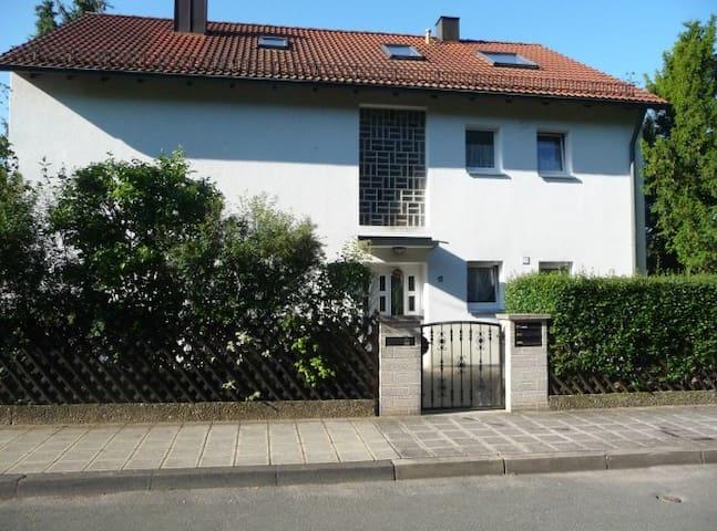 Ferienwohnung am Wald - Zirndorf - Apartment