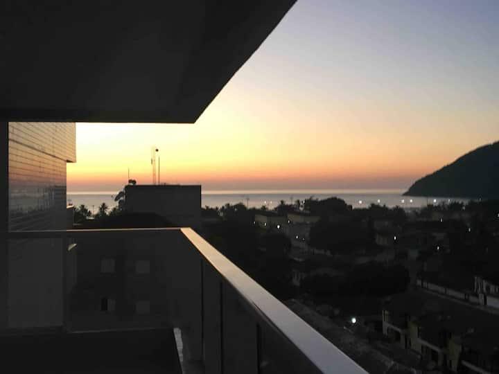 Apartamento em Bertioga próximo a praia