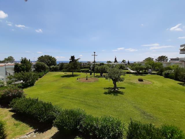 Blue & Green View, Summer Maisonette, Chalkidiki
