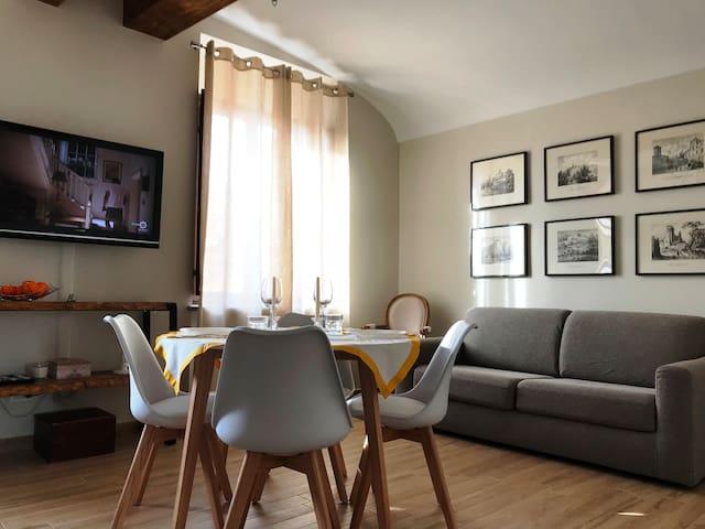 Elegante suite nel castello a 15 min. da TORINO!