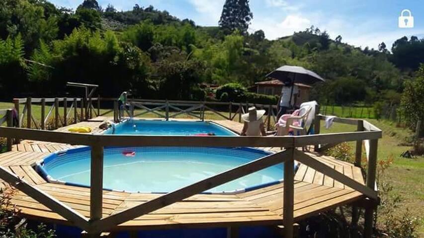 Villa Permacool. Para su descanso y relax total.