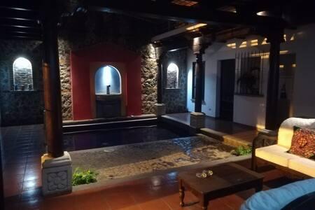 Casa en Escuintla con piscina