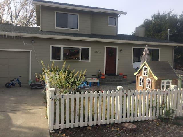 Cozy Sonoma Home