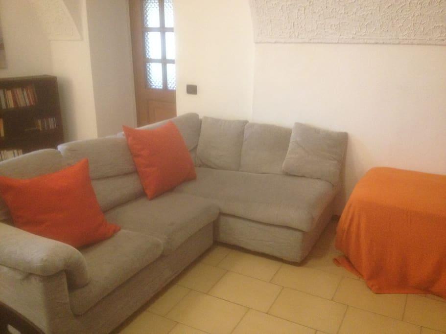 Divano - Sofa