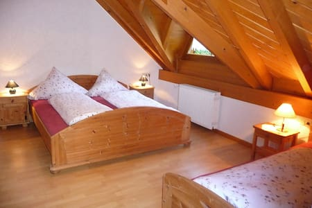 Apartment Schnaiter for 9 persons in Oberharmersbach - Oberharmersbach