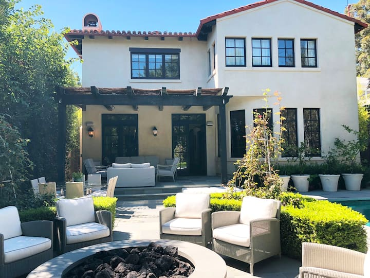 Spacious Brentwood Home