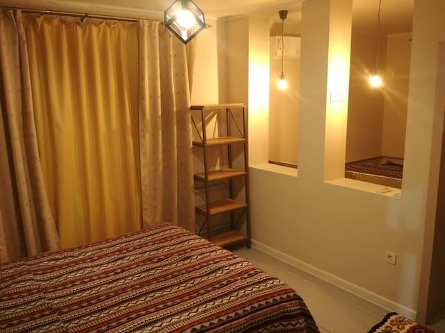 Новый гостевой дом в Караколе, Кыргызстан