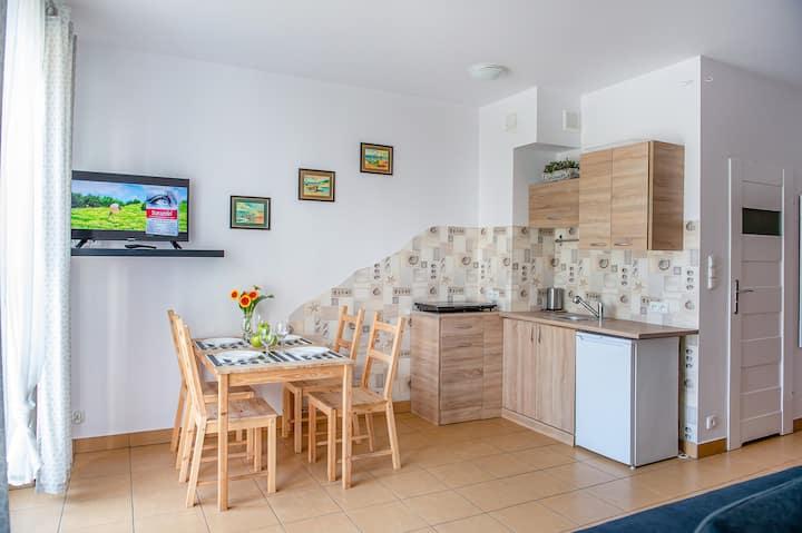 Apartament Kaskada 40m2