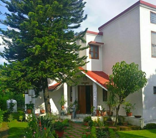 Officer Rawat's Villa