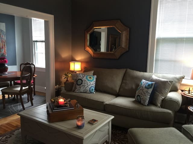 Historic Riverside Apartment - Jacksonville - Apartment