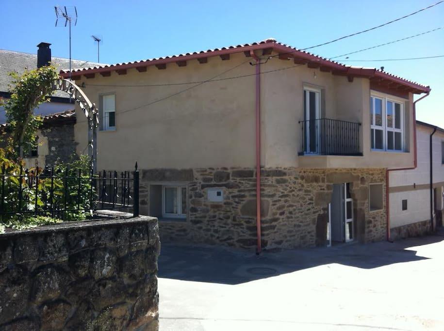Preciosa casa en ourense en la aldea de caldesi os casas en alquiler en viana do bolo galicia - Apartamentos alquiler ourense ...