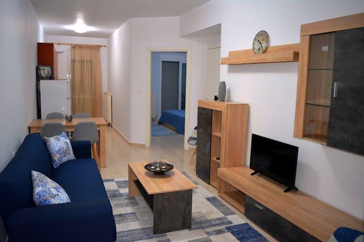 Jordan's modern apartment