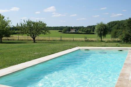 Longère Tourangelle - calme et détente garantis - Artannes-sur-Indre - Talo