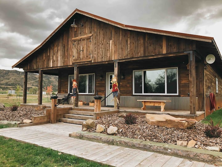 Cotton Wood Canyon Cabin