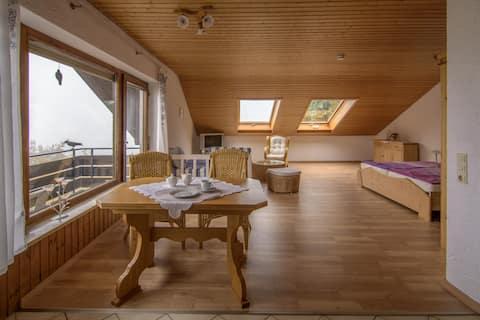 Birkendorf Zuhause mit Aussicht