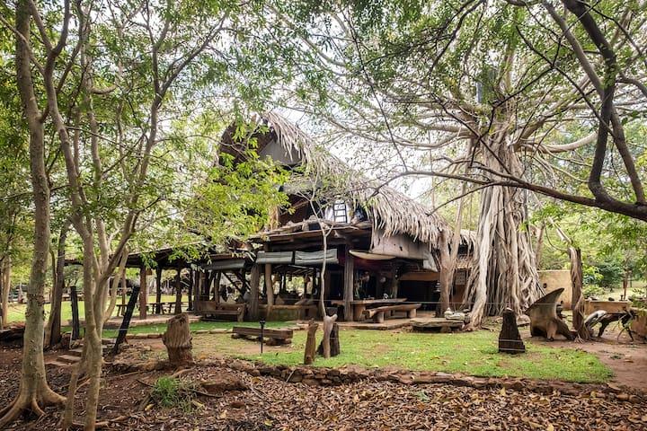Banyan Lodge, Udawalawe
