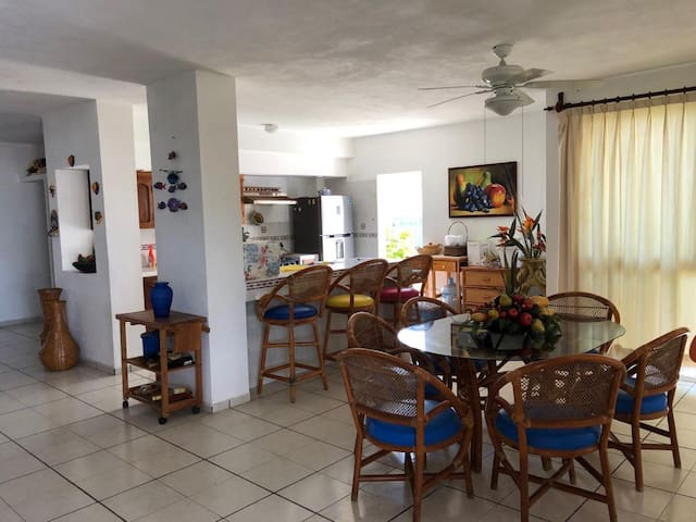 Abi BeachHouse - Casa de Playa Abi