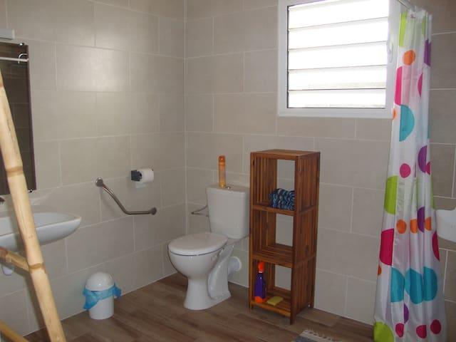 Salle de bains Rez-de-chaussée