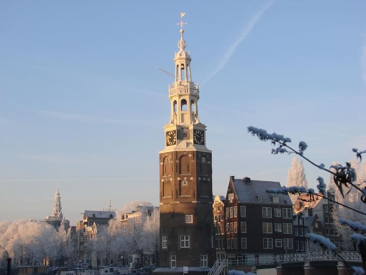 Privéruimte op A-locatie in Amsterdam Centrum
