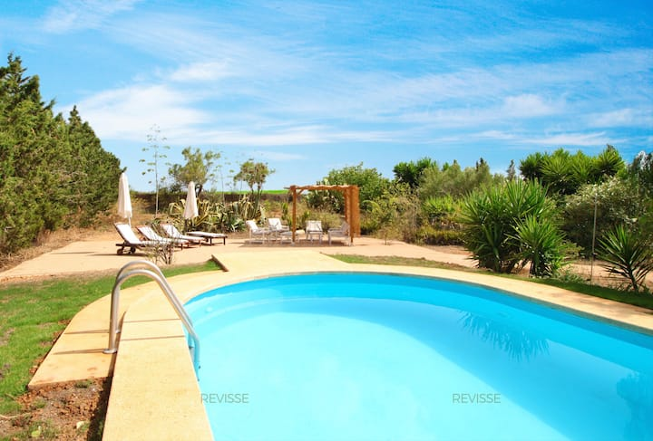 Great Villa near the Beach, pure Nature and Relax