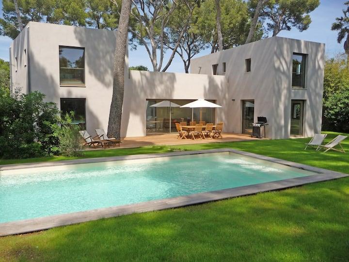 Villa luxueuse de charme sur le Cap